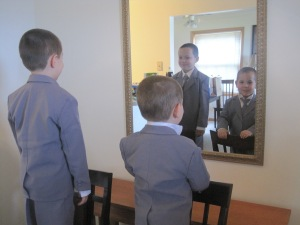 Two Ring Bearers